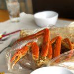 Image of seasoned crab legs